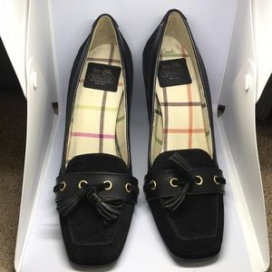 Coach Kristy Suede Leather Pumps Never worn